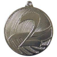 Медаль D50/MD1292S серебро 2-е место TRY