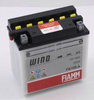 FIAMM 7902863-7904455 FB16B-A D New-Wind Oth 4, чёрный