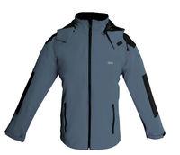 Софтшелловая куртка Classic серая