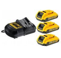 Acumulator pentru scule electrice DeWalt DCB115D3 + 3 Battery