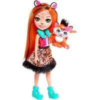Enchantimals Кукла Тигренок Тэнзи