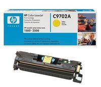 Laser Cartridge HP C9702A yellow