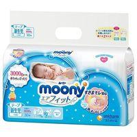 Подгузники Moony PRE Newborn (<3 kg) 30 шт