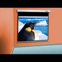 Экран для проектора Reflecta Manual Crystal-Line Rollo (200x152cm)