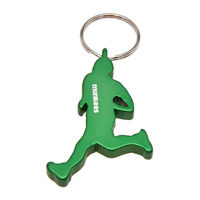 Брелок Munkees Bottle Opener Runner, 3526