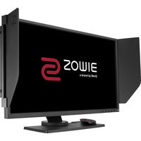 "24.5"" BenQ Zowie ""XL2536"", Black-Red (1920x1080 144Hz 1ms, 320cd, DP+DVI-DL+HDMI, HAS,Pivot)"