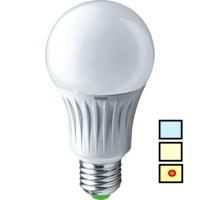 (A) LED (12Wt) NLL-A65-12-230-2.7K-E27 (Standart)