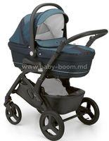 CAM коляска Dinamico Stone 17 T705/T897TV90 синий