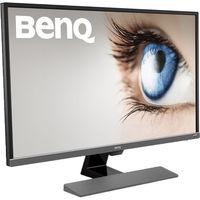 """32.0"""" BenQ """"EW3270U"""", Black"""