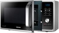 Микроволновая печь Samsung  MG23F302TAS/BW