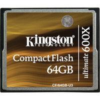Kingston CF 64Gb Ultimate 600x (CF/64GB-U3)