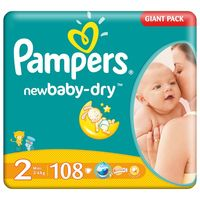 PAMPERS GP+ Johnsons Shampoo, зелёный