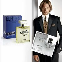 EUPHORIA COLLECTION #56/ Allure Homme Sport от Chanel