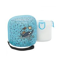 Контейнер Laken Lunch Box + Neo Cover Delfin KKS 0.68 L, KF68-D