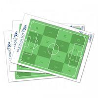 Блокнот для тренера по футболу Yakimasport 100243