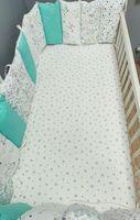 Комплект постельного белья в кроватку Pampy Green