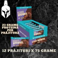 Протеиновый брауни - «Темный шоколад» - Коробка - 12 шт.