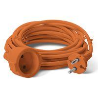 Удлинитель SVEN Elongator 2G, 10m Orange