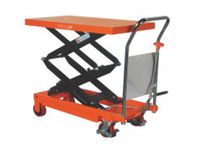 cumpără Stivuitor manual cu operare la înalţime, înălţimea maximă 1300 mm, 350 kg, 810x500x50mm în Chișinău
