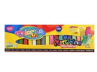 Пластилин Colorino Mix 18 цветов 300 г