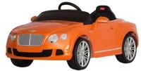 Rastar Bentley GTC Orange