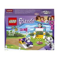 Lego Friends Выставка щенков Скейт-парк