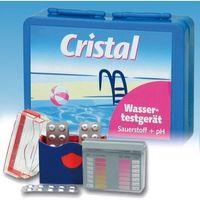 Тестер для Воды бассейна CRISTAL Cl-Br-PH