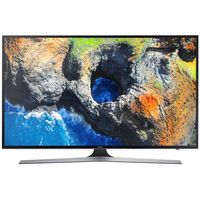 TV LED Samsung UE49MU6100UX, Black