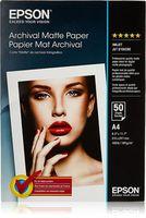 A4 189g 50p Epson Archival Matter Paper