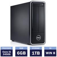 Настольный компьютер DellInspiron 660s SFF (Intel Core i5-3450S | 6 GB | 1 TB |Windows 8 Home)