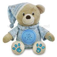 """Baby Mix EE-TE-8465-30 BLUE Проектор музыкальный """"Мишка"""""""