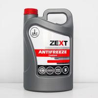 Жидкость охлаждающая ZEXT (-38) 5 кг. (красный), Z5R38