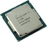 Процессор CPU Intel Core i5-7400 3.0-3.5GHz