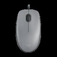 Мышь Logitech M110 Grey