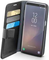 Cellular Line Book Agenda Case Samsung G960 Galaxy S9 Black