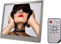 Фото-рамка LCD Hama 118561 97SLB Slim, steel