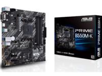 MB AM4 Asus PRIME B550M-K  mATX