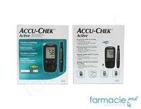 Glucometru ACCU-CHEK Active+ Stripuri N10
