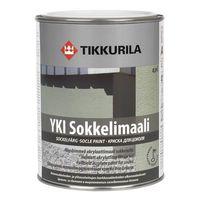 Tikkurila Краска для цоколя Yki C Глубокоматовая 0.9л