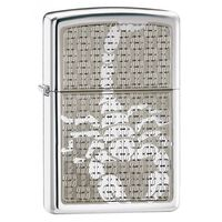 Zippo 28053 Scorpion Hidden High Polish Chrome