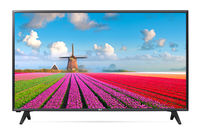 """32"""" LED TV LG 32LJ500U, Black (1366x768 HD Ready, PMI 200Hz, DVB-T2/C/S2) (32"""", Black, HD Ready 1366x768 , PMI 200Hz, 2 HDMI, SCART, 1 USB (foto, audio, video), DVB-T2/C/S2, OSD Language: ENG, RU, RO, Speakers 2x5W, VESA 200x200, 5.0Kg)"""