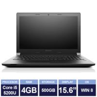 Ноутбук Lenovo B50-50 Black