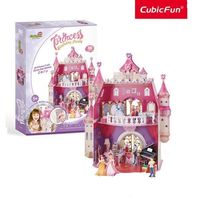 CubicFun пазл 3D Princess Birthday
