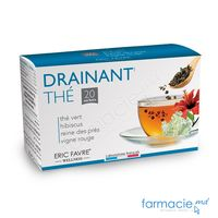Ceai Draining Eric Favre (facilitarea tranzitului) N20