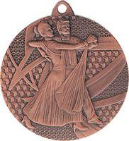Медаль D50 мм/MMC7850/B бронза