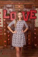 Платье Simona ID 0129