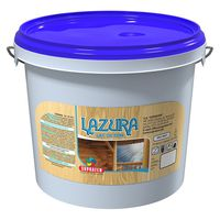Supraten Лак тонирующий Lazura Бесцветный 5кг