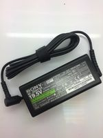 AC Adapter Charger For Sony 19.5V-3.3A (65W) Round DC Jack 6.5*4.3mm w/pin inside Original