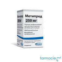 Methypred  sol.inj. 250 mg/4ml