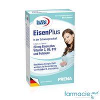 EisenPlus PRENA Fe+C+B6+B12+Ac.folic p/u sarcina tab. N60 EuRho Vital